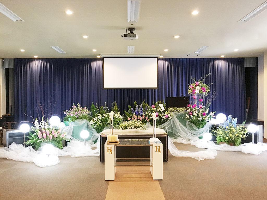余市の葬儀社 服部葬儀社の一般葬の費用・価格